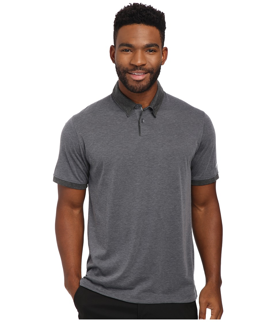 Nike Golf - Transition Heather Polo (Dark Grey/Heather/Anthracite/Wolf Grey) Men's Clothing