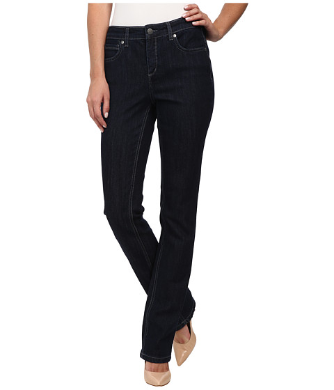Jones New York - Gramercy Curvy Straight Jeans in Hartford Wash (Hartford Wash) Women