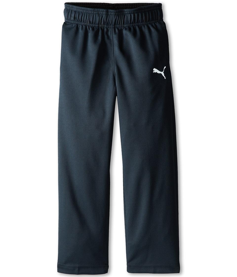 Puma Kids - Pure Core Pants (Little Kids) (Charcoal) Boy's Casual Pants