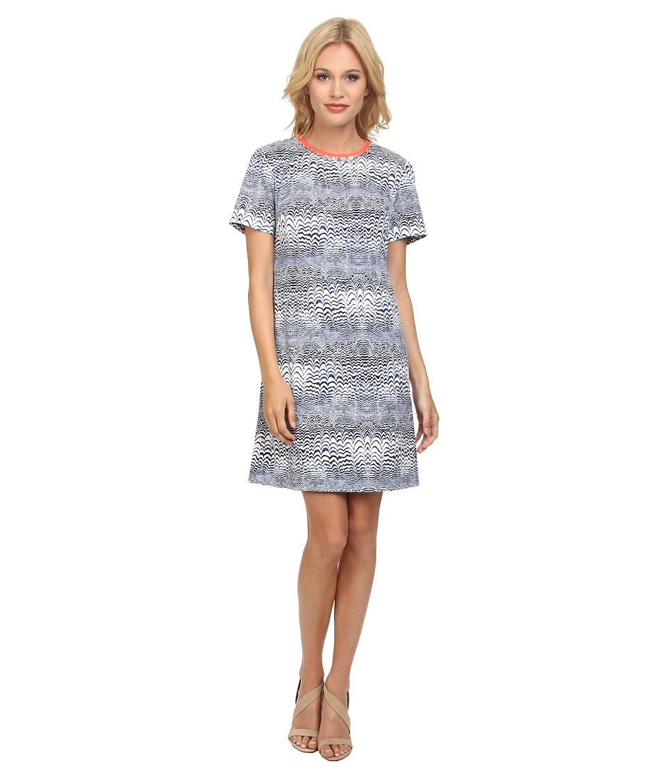 Trina Turk - Zale Dress (Blueprint) Women's Dress