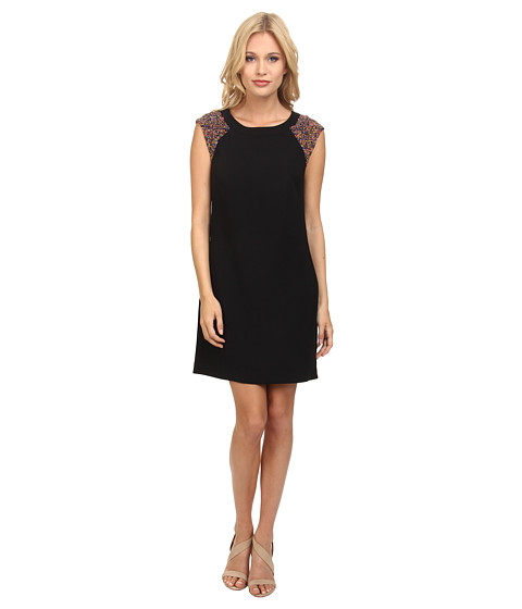 Trina Turk - Nettle Dress (Black) Women