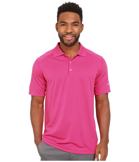 Nike Golf - Nike Victory Polo (Vivid Pink/White) Men
