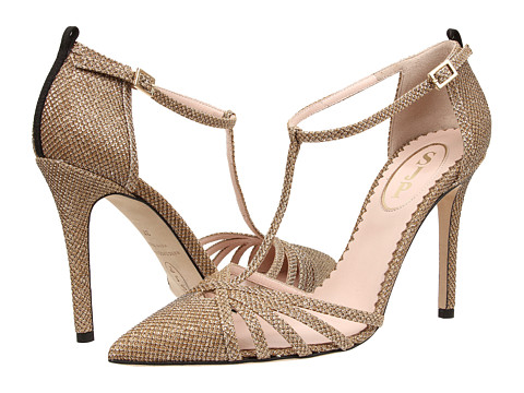 SJP by Sarah Jessica Parker - Carrie (Bronze Luminor) Women's Shoes