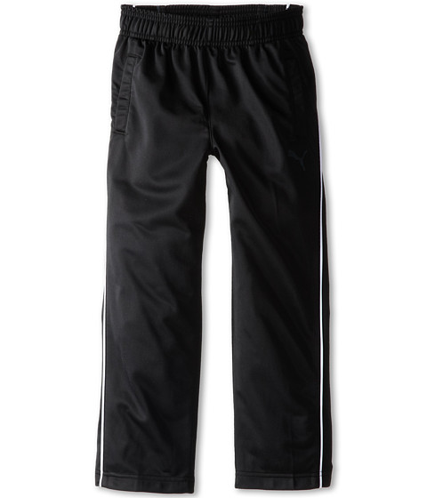 Puma Kids - Pure Core Track Pants (Little Kids) (PUMA Black) Boy
