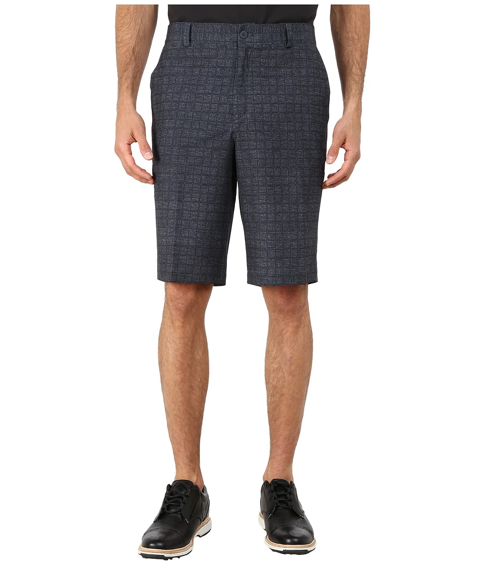 Nike Golf - Plaid Short (Dark Grey/Anthracite/Wolf Grey) Men's Shorts