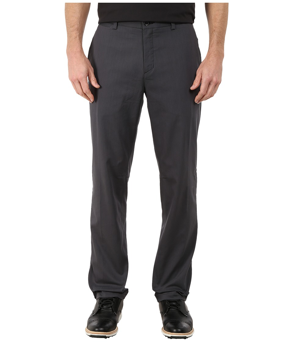 Nike Golf - Modern Mid-Weight Perf Pants (Black/Heather/Cool Blue/Wolf Grey) Men's Casual Pants