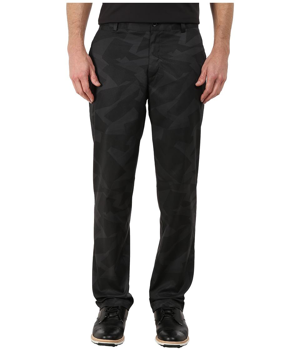 Nike Golf - Shield Camo Pants (Black/Wolf Grey) Men's Casual Pants