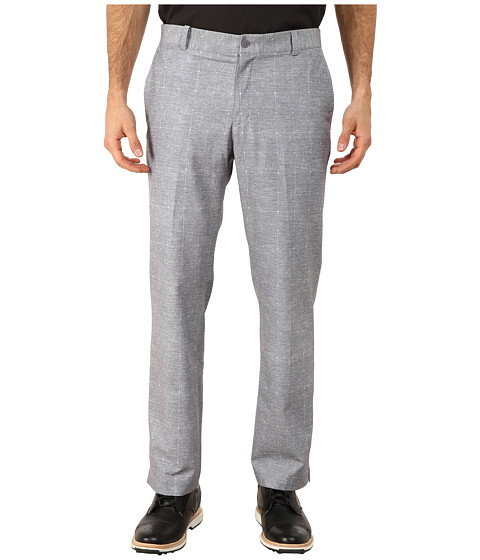 Nike Golf - Plaid Pant (Cool Grey/Anthracite/Anthracite) Men's Casual Pants