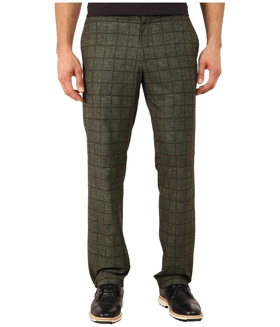 Nike Golf - Plaid Pant (Cargo Khaki/Anthracite/Wolf Grey) Men's Casual Pants