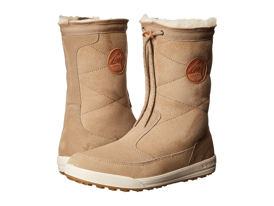 Lowa Dalarna Mid (Light Brown) Women