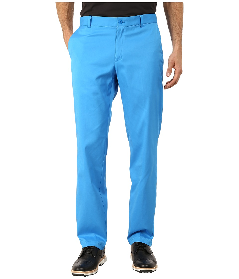 Nike Golf - Flat Front Pant (Photo Blue/Photo Blue/Photo Blue) Men