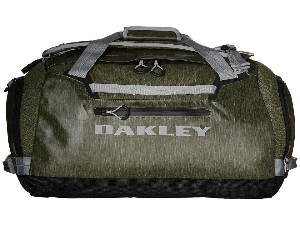 Oakley - Voyage 60 Duffel (Night Olive) Duffel Bags