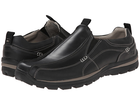 SKECHERS - Superior Haute (Black) Men