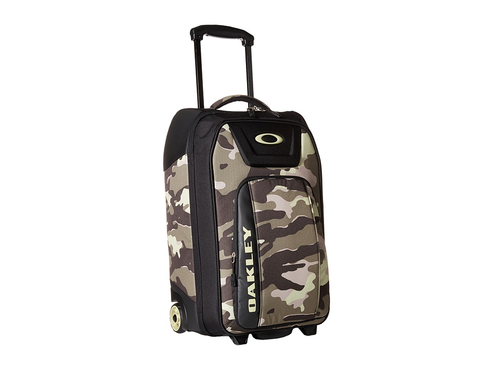 Oakley - Works 45L Roller (Olive Camo) Luggage