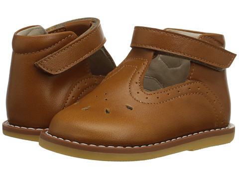 Elephantito - T Bar (Toddler) (Natural) Girl's Shoes
