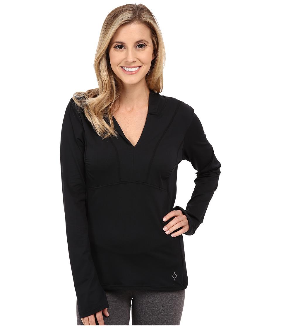 Stonewear Designs - Lola Hoodie (Black) Women's Sweatshirt