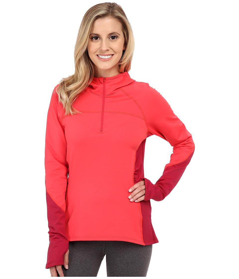 Stonewear Designs - Alpha Hoodie (Jelly/Sunrise) Women's Sweatshirt