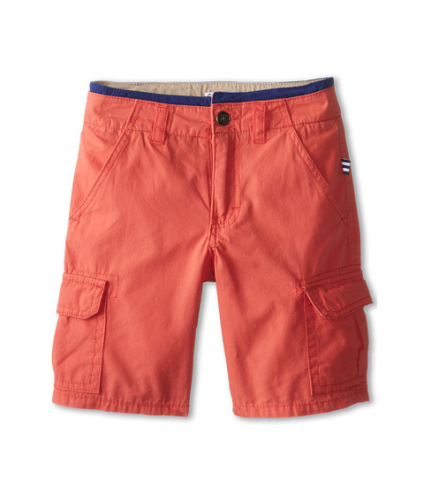 Splendid Littles - Cargo Shorts (Little Kids) (Pale Orange) Boy's Shorts