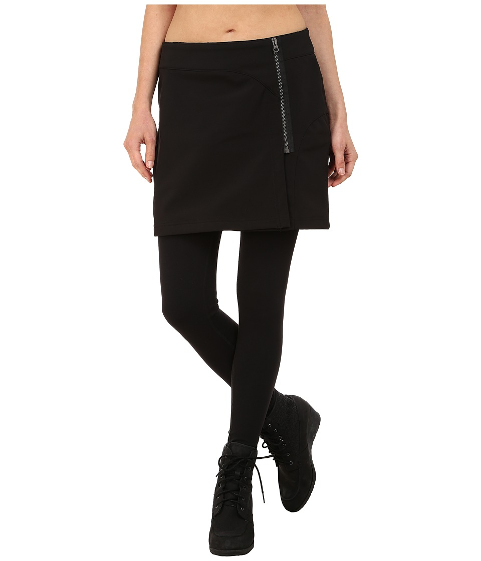 Stonewear Designs - Eldo Wrap Skirt (Black) Women