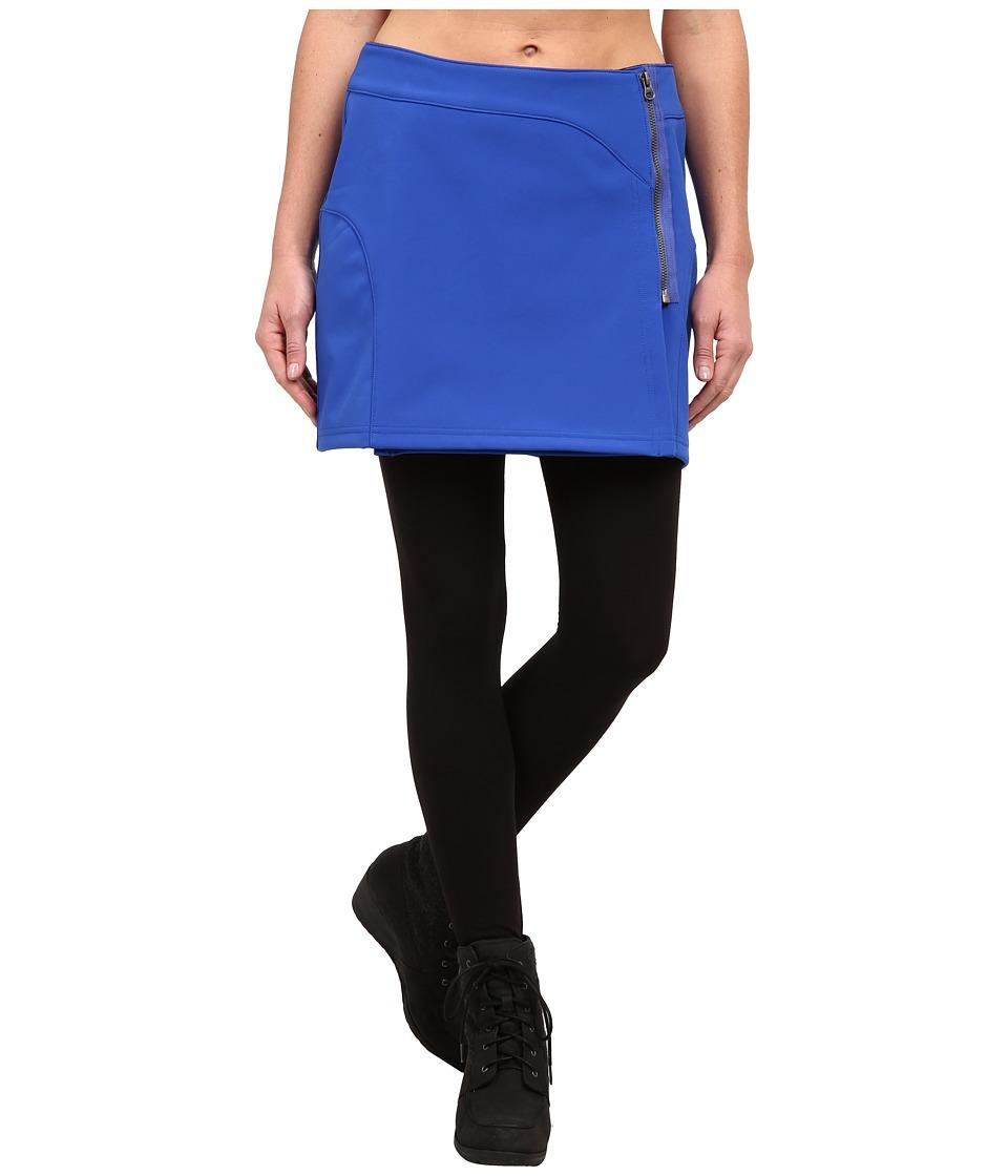 Stonewear Designs Eldo Wrap Skirt (Twilight) Women