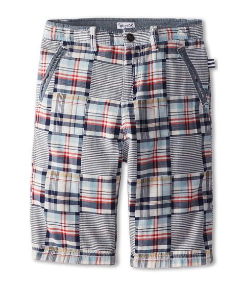 Splendid Littles - Bermuda Plaid Shorts (Little Kids) (Plaid) Boy