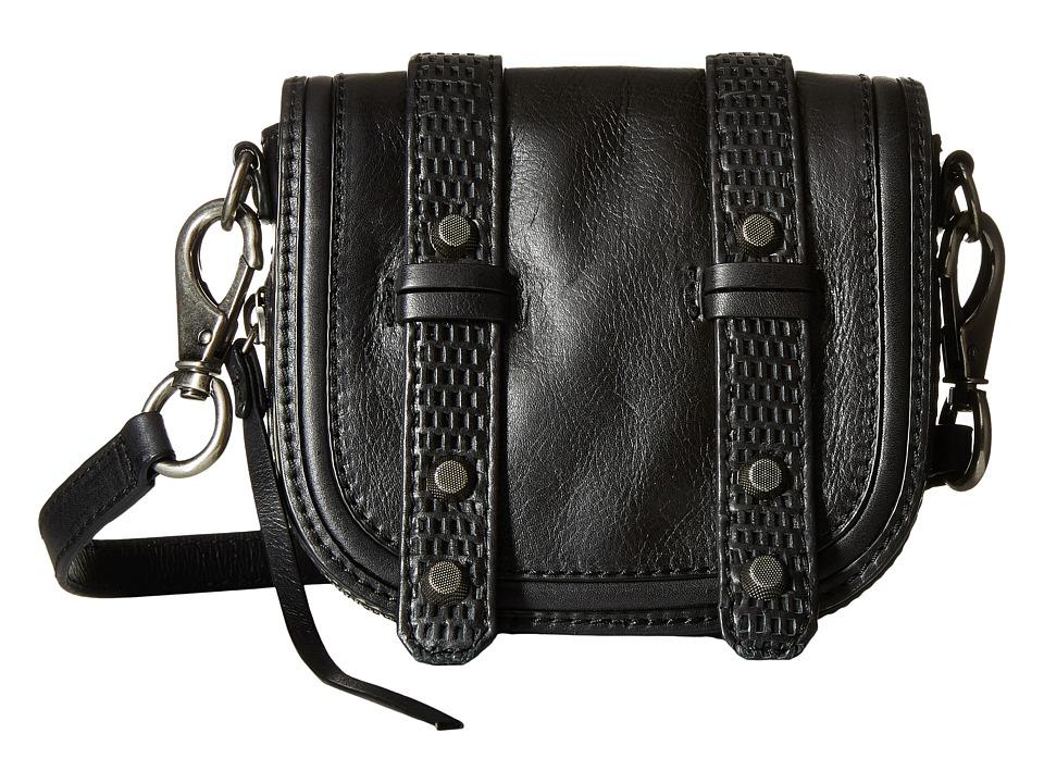 She + Lo - Unchartered Crossbody (Black) Cross Body Handbags