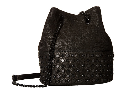 She + Lo - Livin The Dream Chain Crossbody (Black) Cross Body Handbags