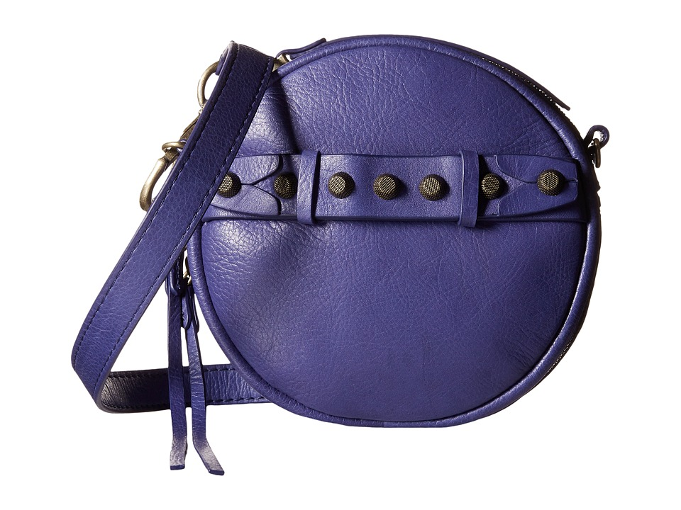 She + Lo - Aim High Disco Bag (Dark Purple) Cross Body Handbags
