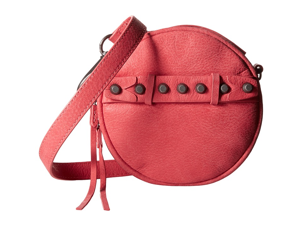 She + Lo - Aim High Disco Bag (Coral) Cross Body Handbags