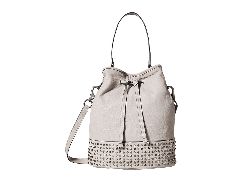 She + Lo - Livin The Dream Drawstring (Cool Grey) Drawstring Handbags