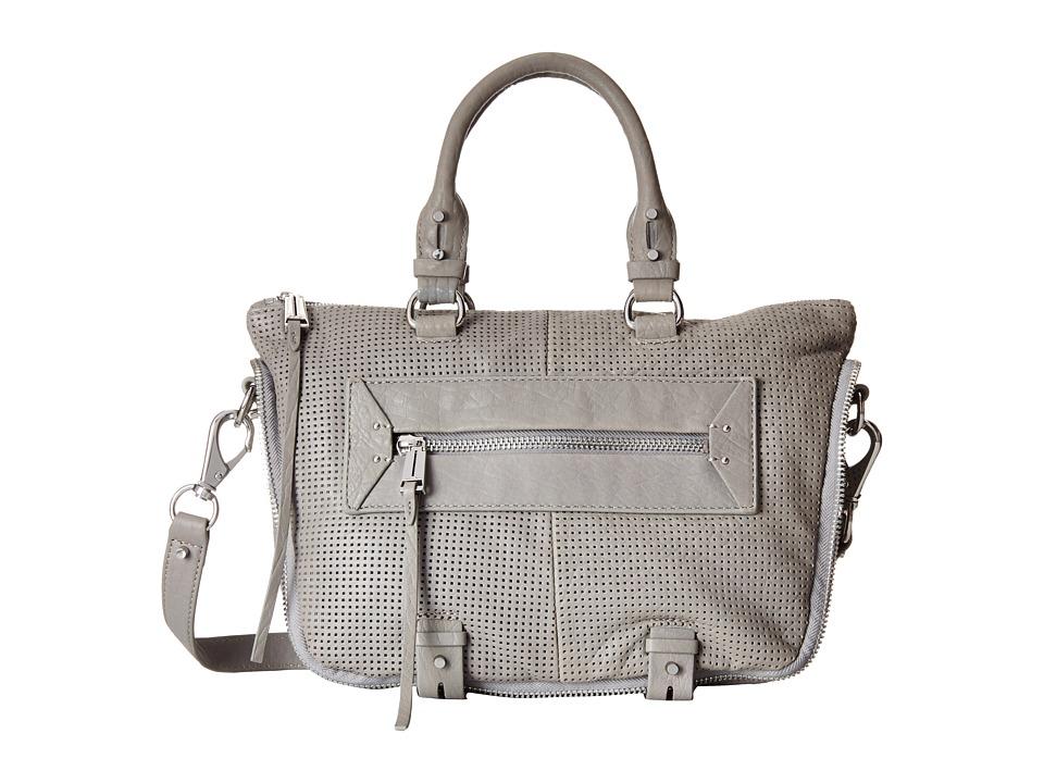 She + Lo - Rise Above Mini Satchel (Grey) Satchel Handbags