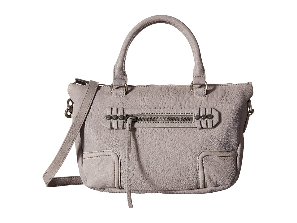 She + Lo - Lookin Up Satchel (Cool Grey) Satchel Handbags
