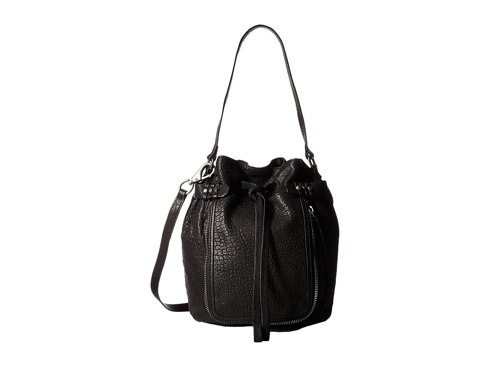She + Lo - Lookin Up Bucket Bag (Black) Shoulder Handbags