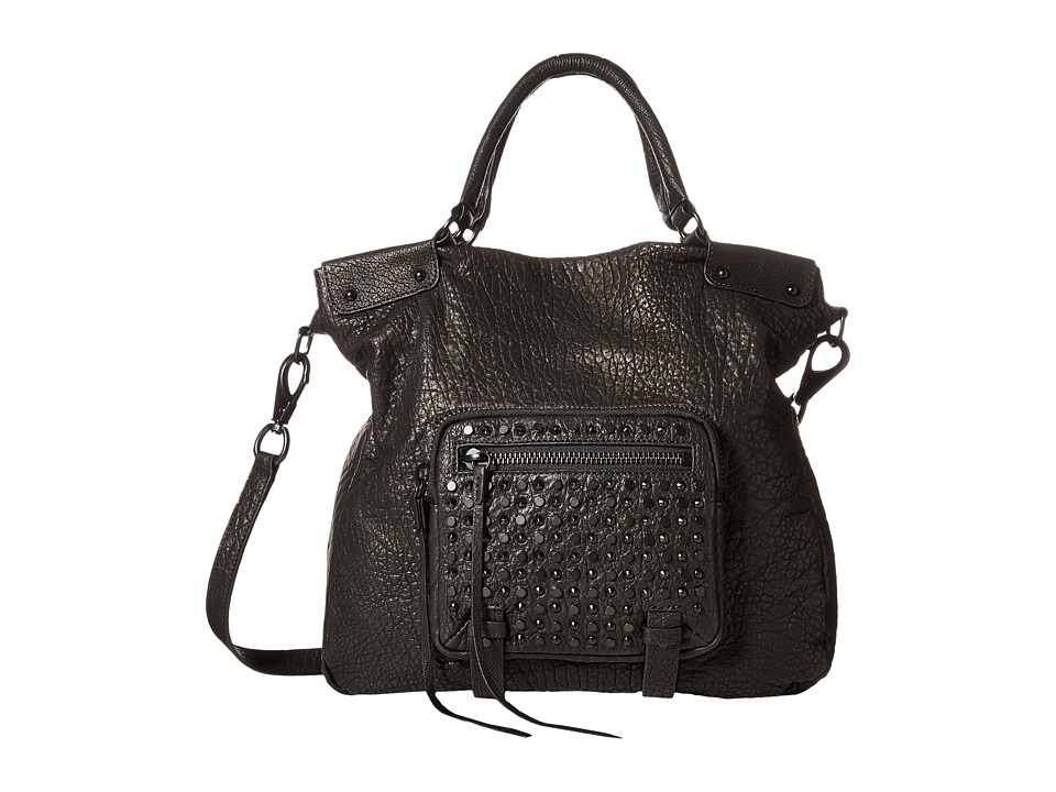 She + Lo - Livin The Dream Convertible (Black) Convertible Handbags