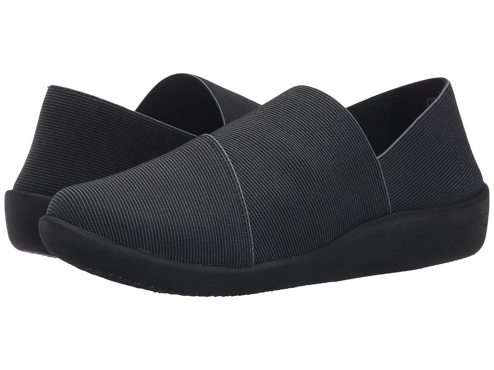 Clarks - Sillian Firn (Black) Women