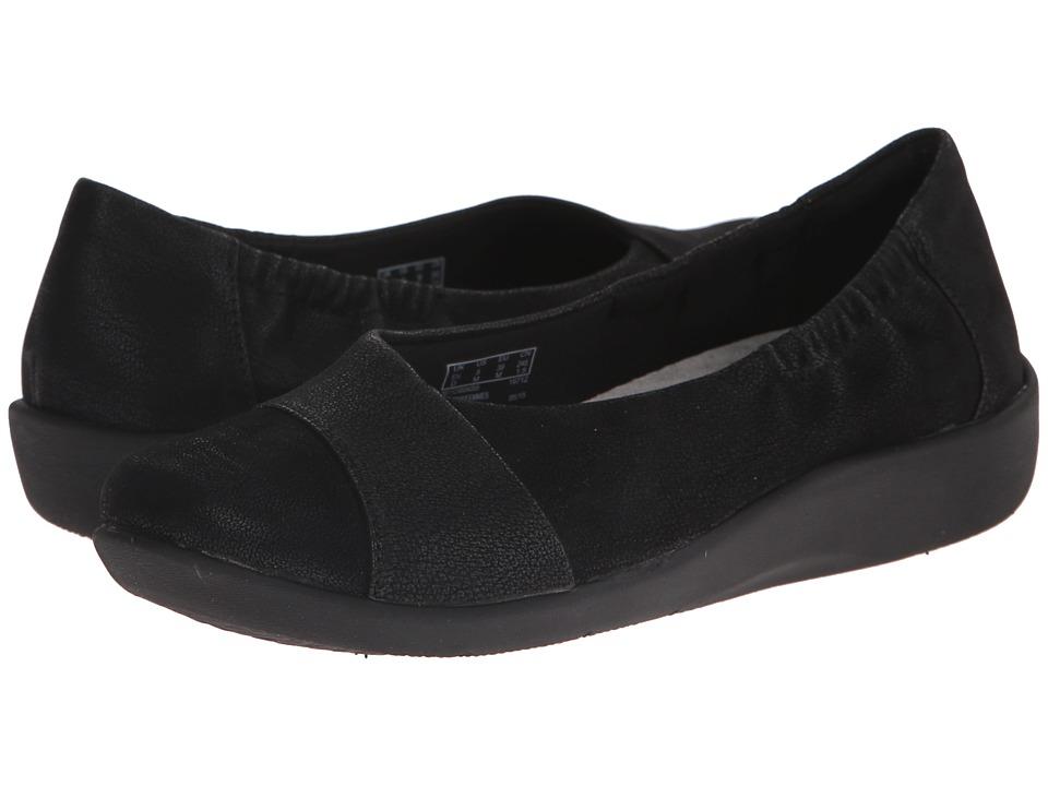 Clarks - Sillian Intro (Black) Women's Shoes