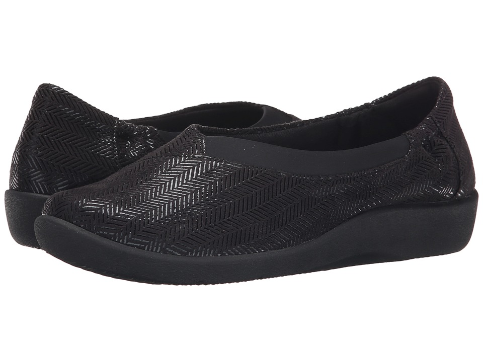 Clarks - Sillian Jetay (Black) Women