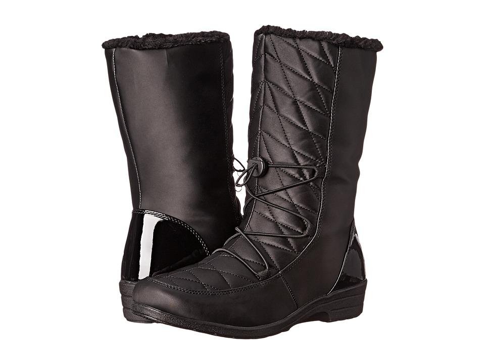 Tundra Boots Leah (Black) Women