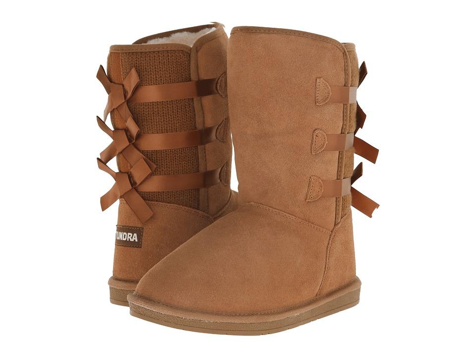 Tundra Boots - Gerri (Chestnut) Women's Work Boots