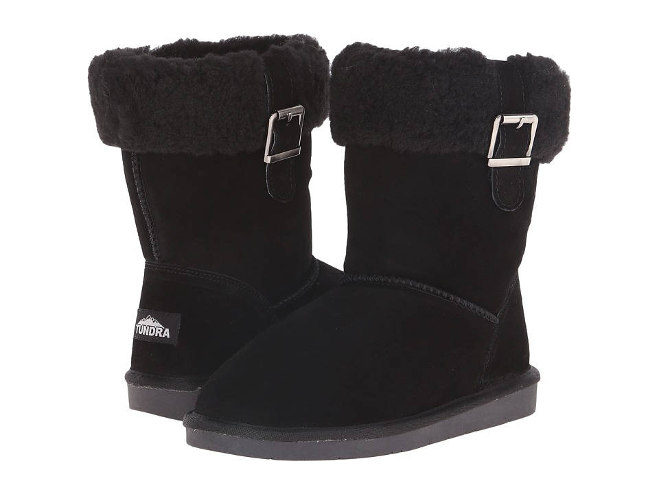 Tundra Boots - Nexi (Black) Women's Work Boots