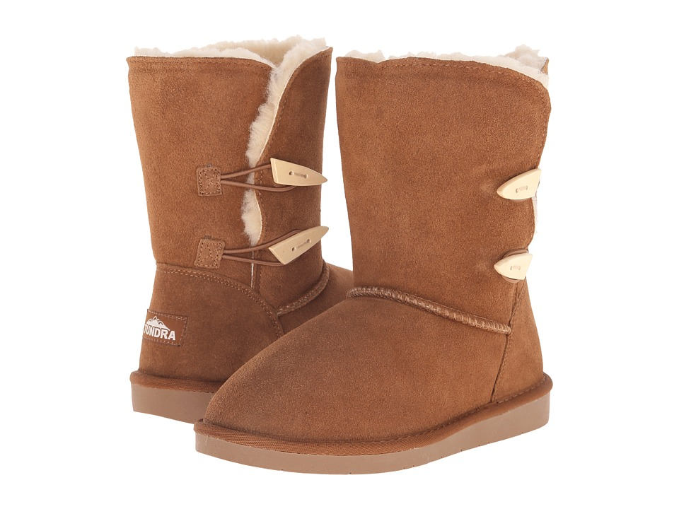 Tundra Boots - Whitney (Hickory) Women's Work Boots
