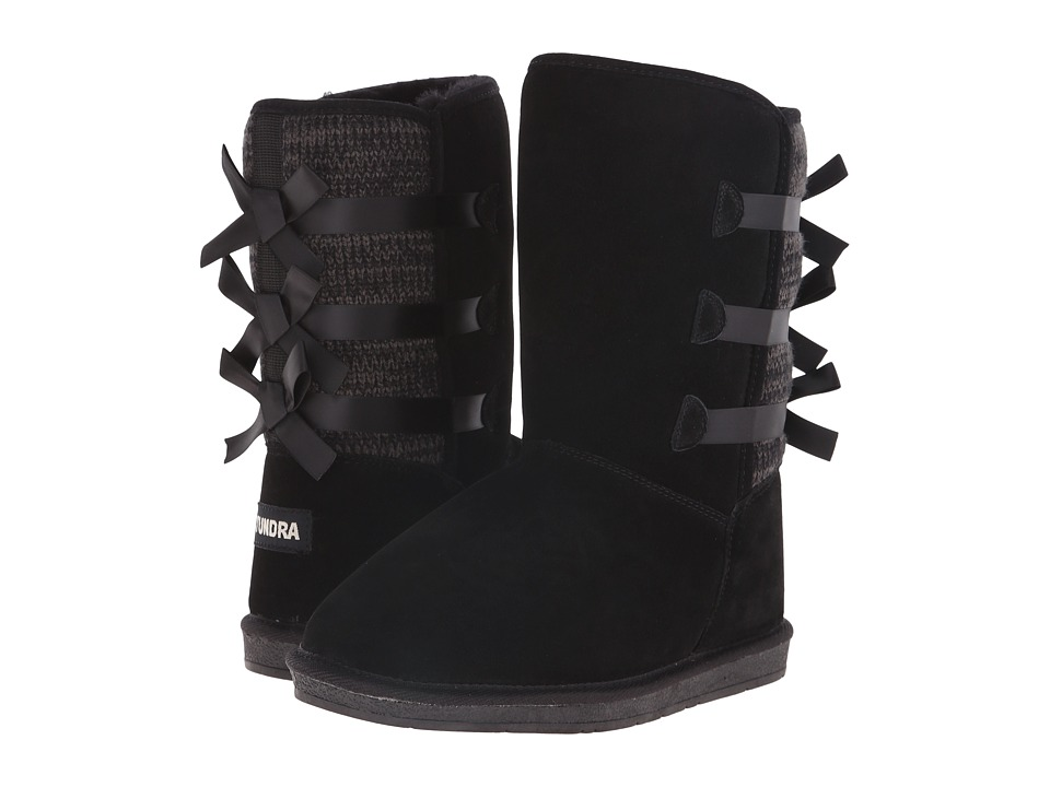 Tundra Boots - Gerri (Black) Women's Work Boots