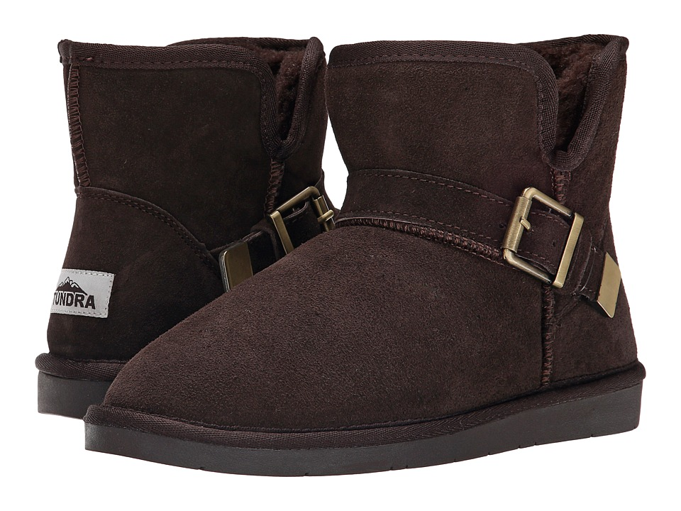 Tundra Boots Belmont (Chocolate) Women