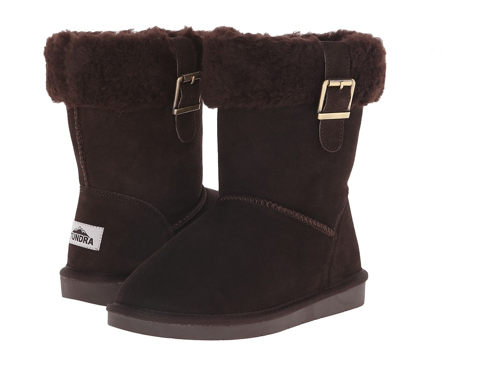 Tundra Boots Nexi (Chocolate) Women
