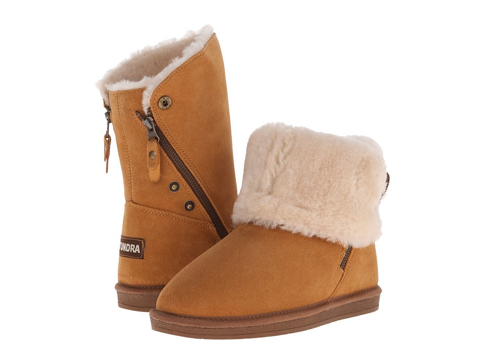 Tundra Boots - Alpine II (Cognac) Women's Work Boots