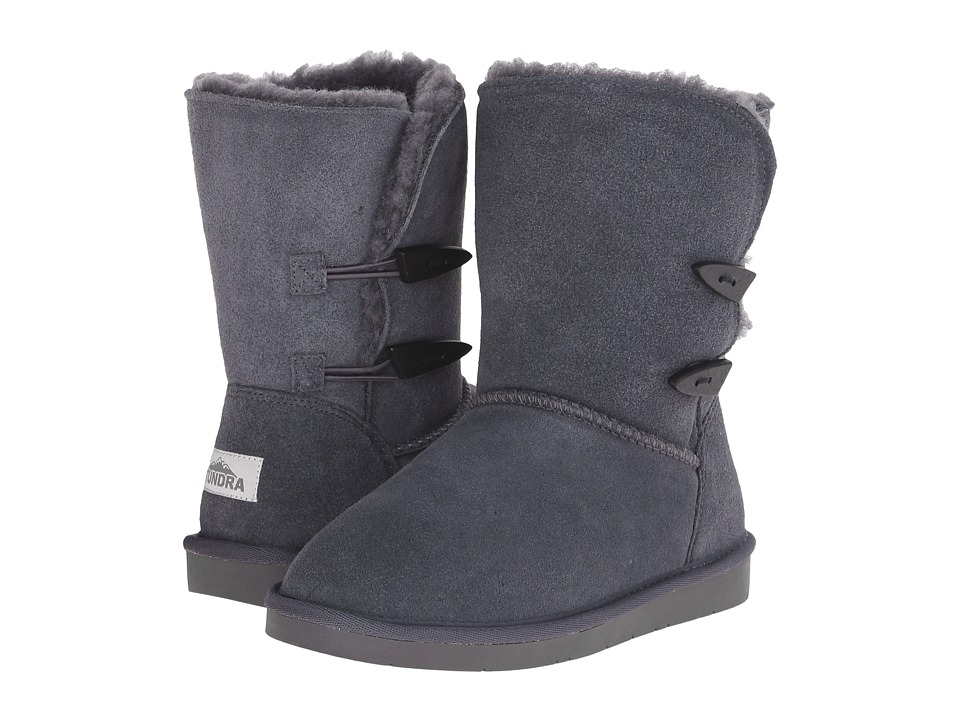 Tundra Boots - Whitney (Grey) Women's Work Boots