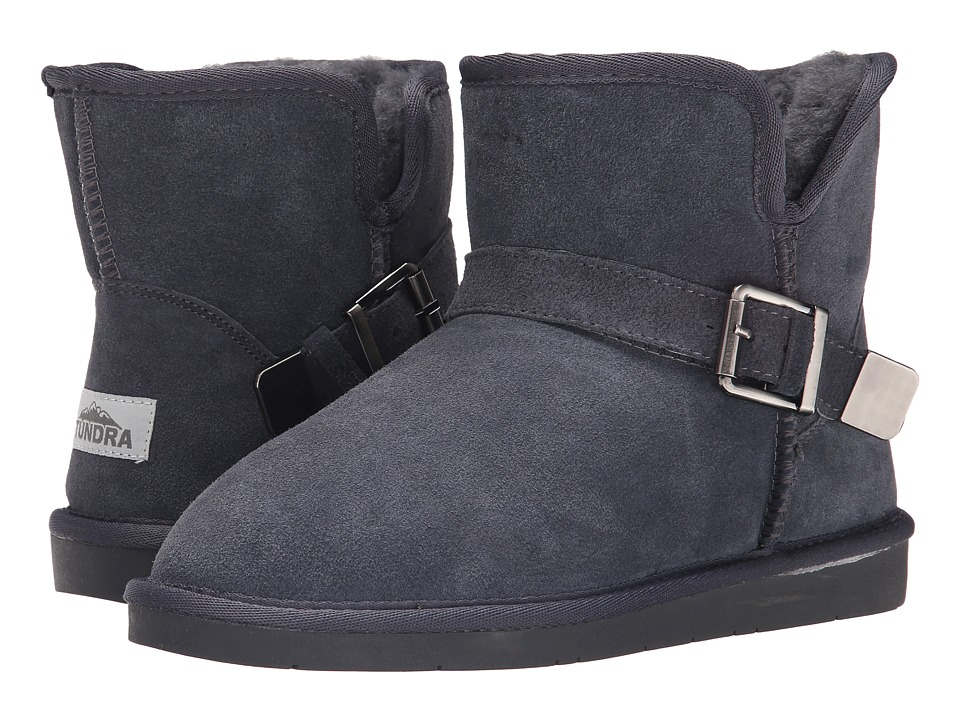 Tundra Boots - Belmont (Grey) Women's Work Boots