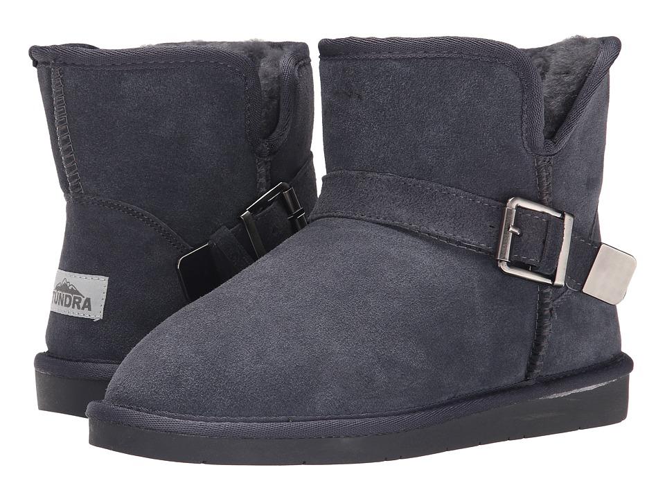 Tundra Boots Belmont (Grey) Women