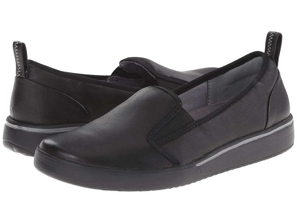 Clarks - Penwick Albee (Black Leather) Women