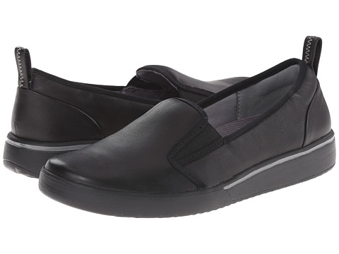 Clarks - Penwick Albee (Black Leather) Women
